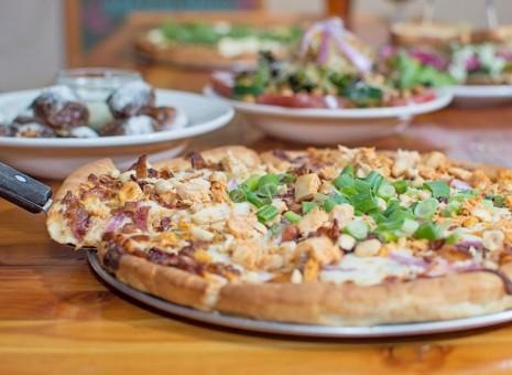 pizza bbq small